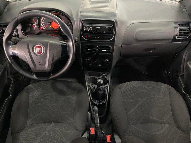 Fiat Strada Hard Working 1.4 (Flex) (Cabine Dupla) - Foto 10