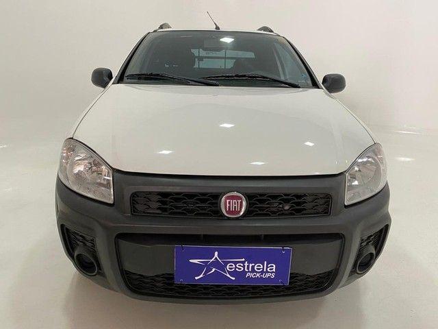 Fiat Strada Hard Working 1.4 (Flex) (Cabine Dupla) - Foto 2