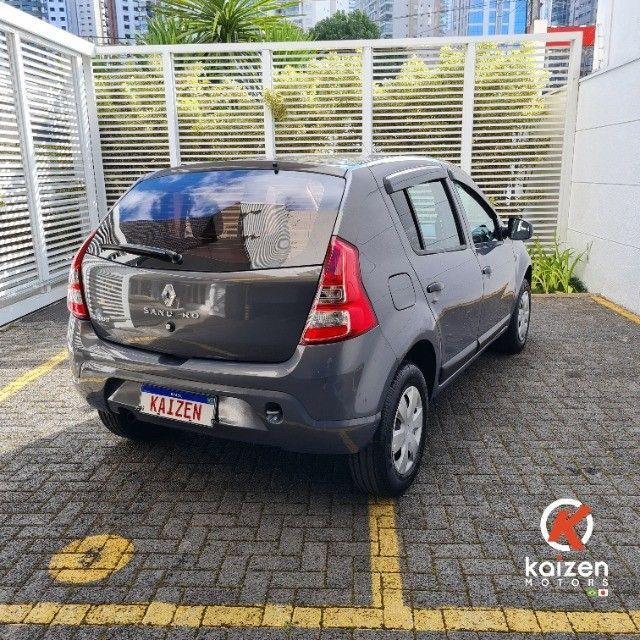 Renault Sandero 1.0 Expression 2013 - Foto 4