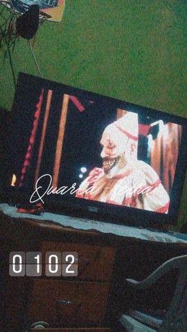 Troco rodas 14 mais tv 43 - Foto 6