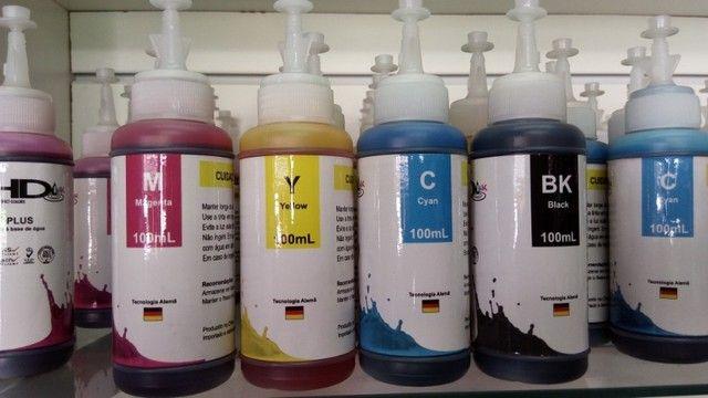 Tinta Corante Para Impressora Epson Original Hd Ink - Foto 2