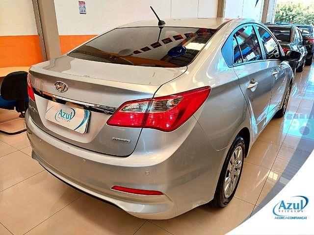 Hyundai Hb20s 1.6 COMFORT PLUS 16V FLEX 4P AUTOMATICO - Foto 8