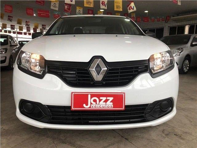 Renault Logan 2019 1.0 12v sce flex authentique manual - Foto 5