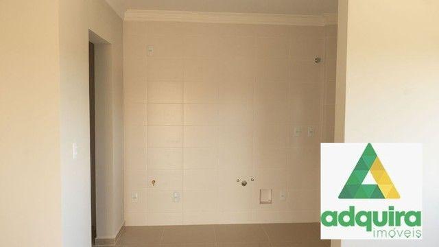 Apartamento com 2 quartos no Cherry - Bairro Neves em Ponta Grossa - Foto 4