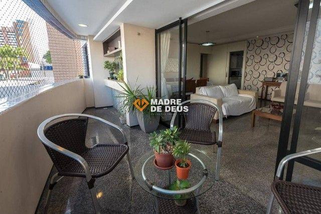 Excelente apartamento nascente, 150 m2, 3 dormitórios, Dionisio Torees Fortaleza Ceará - Foto 2