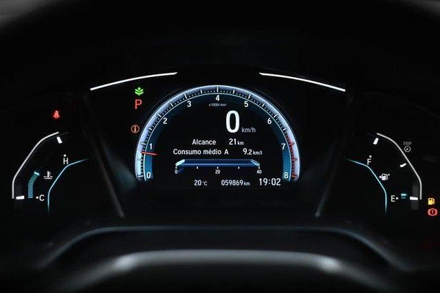HONDA CIVIC SEDAN EXL 2.0 16V 155CV AUT./2019 - Foto 6