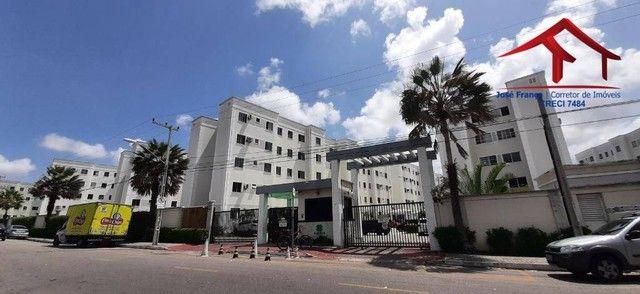 Apartamento com 2 dormitórios à venda, 48 m² por R$ 189.000,00 - Maraponga - Fortaleza/CE