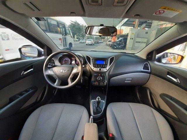 Hyundai HB20S 1.6 Automático C/GNV - 2014 - Foto 12