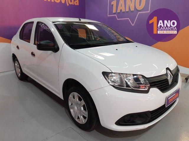 Renault Logan Life 1.0 12V SCe (Flex) - Foto 3