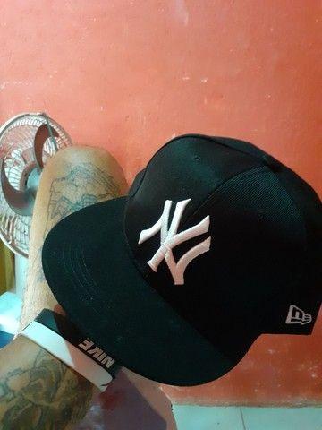 Cap New Era NY SnapBack  - Foto 4