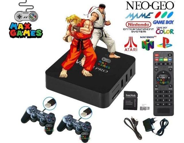 Vídeo Game Retro + 2 Controles