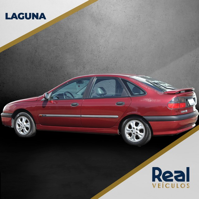 RENAULT Laguna RXE 2.0s 8V/16V - Foto 3