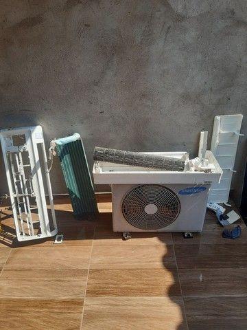 Ar condicionados, instalação e manutenção.  - Foto 3