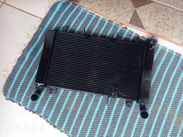 Radiador cb 650 - Foto 2