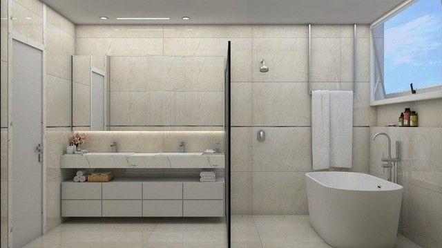 Casa de condomínio Linear 338M² Lote 1.000M² 4 suítes e tudo Mais. Alphaville Lagoa Ingles - Foto 17