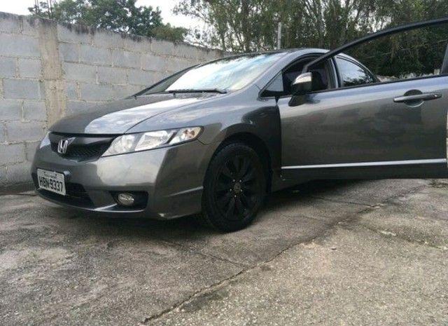 Honda civic sedan.  LXL 1.8
