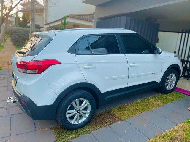 Hyundai Creta 2018 branco completo toooooooooooooop novíssimo  - Foto 3