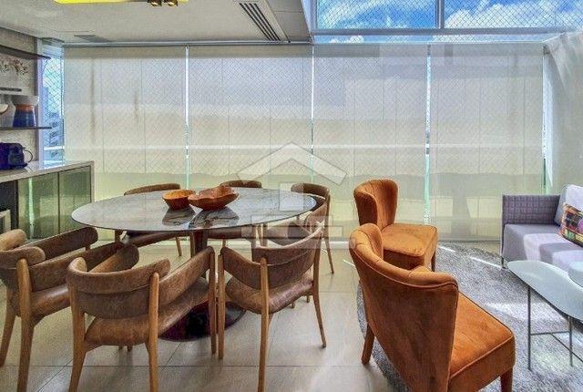 Apartamento em finíssimo acabamento/03 suítes/ Varanda gourmet (TR76860) MKT - Foto 9