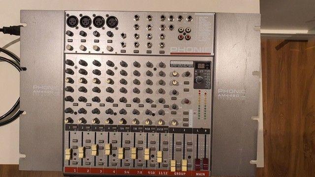 Mesa de som phonic - Foto 4