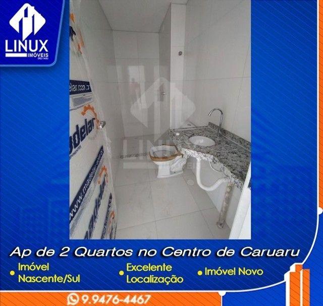 Vendo Apartamento com 02 quartos (01 suíte) no Centro de Caruaru/PE. - Foto 8