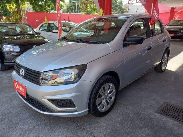 Vw - Volkswagen Gol 1.6 2019 apenas 11 mil km - Foto 2