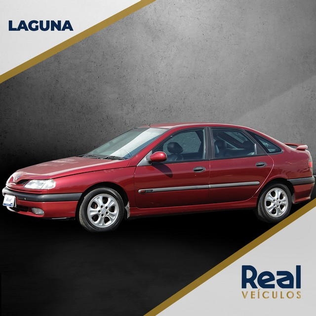 RENAULT Laguna RXE 2.0s 8V/16V - Foto 2