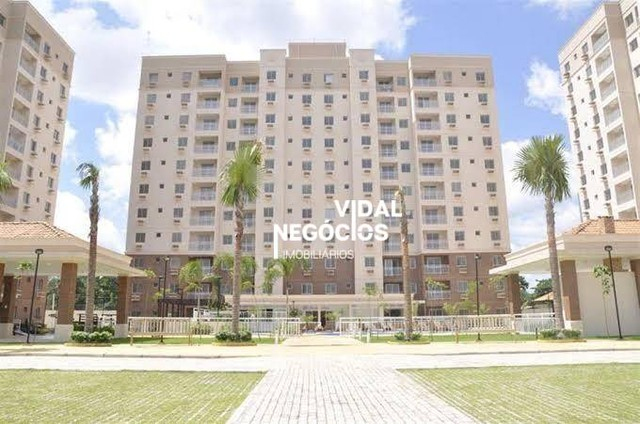 Apartamento no Ed. Eco Parque - Águas Lindas - Ananindeua/PA