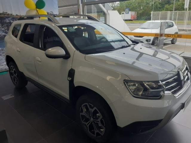 RENAULT DUSTER ICONIC 1.6 CVT 2021/2022 - Foto 4