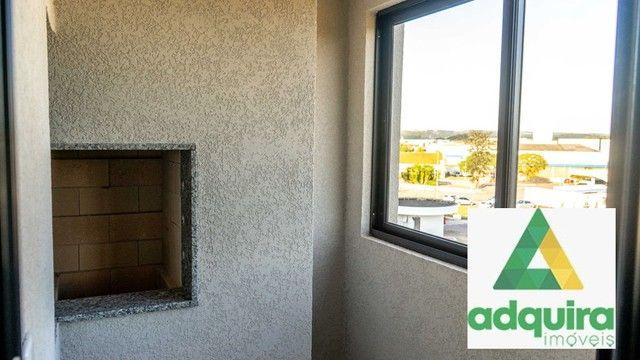 Apartamento com 2 quartos no Cherry - Bairro Neves em Ponta Grossa - Foto 5
