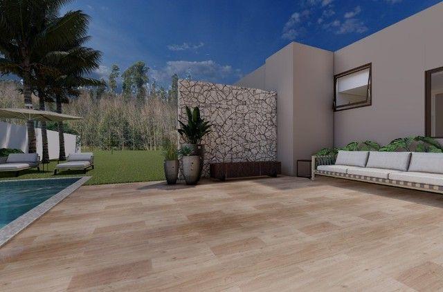 Casa de condomínio Linear 338M² Lote 1.000M² 4 suítes e tudo Mais. Alphaville Lagoa Ingles - Foto 8