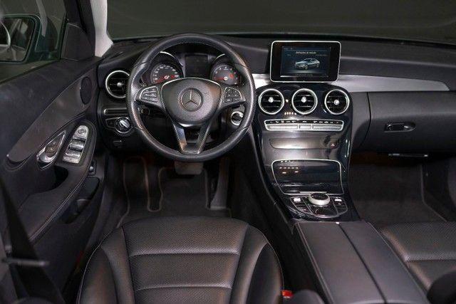Mercedes-Benz C 180 2016 58.000km - Foto 9