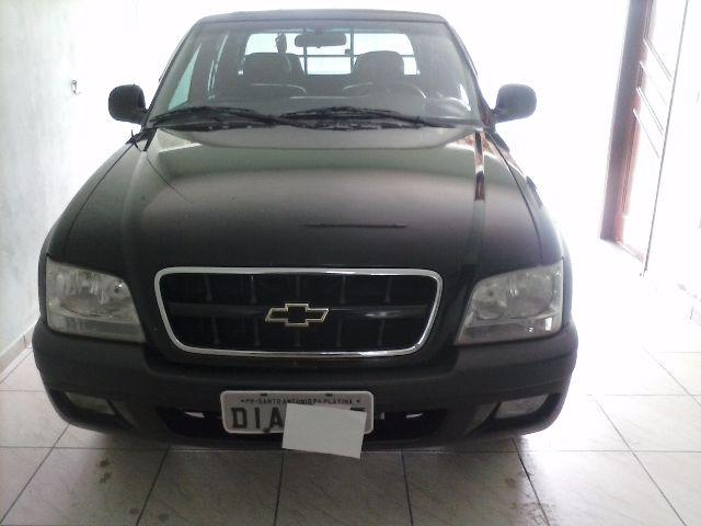 CHEVROLET S10 EXECUTIVE CD 4X4 TB INTR. COMPLETISSIMA