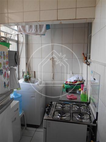Apartamento à venda com 1 dormitórios em Rio comprido, Rio de janeiro cod:791824 - Foto 11