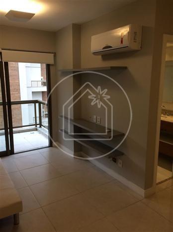 Apartamento à venda com 2 dormitórios em São conrado, Rio de janeiro cod:828606 - Foto 2
