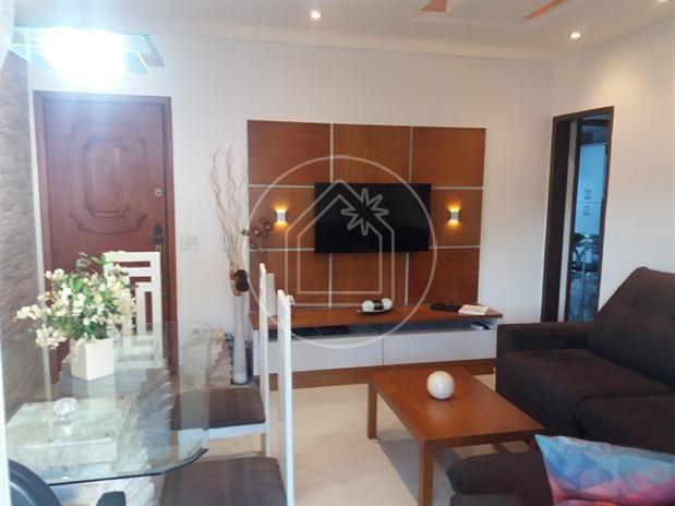 Apartamento à venda com 3 dormitórios em Tauá, Rio de janeiro cod:821307 - Foto 5