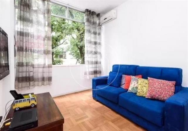 Apartamento à venda com 2 dormitórios em Botafogo, Rio de janeiro cod:806143 - Foto 4