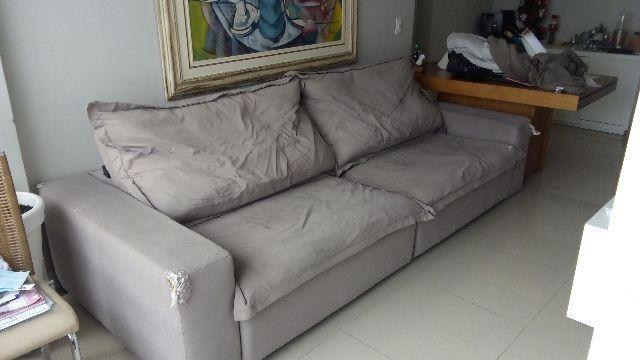 Sofá de 3 metros retrátil