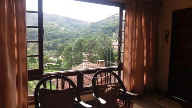 Casa à venda com 4 dormitórios em Itaipava, Petrópolis cod:788931 - Foto 13