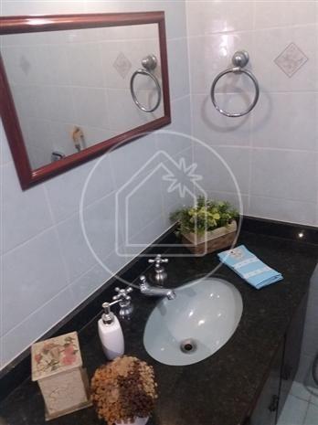 Apartamento à venda com 3 dormitórios em Tauá, Rio de janeiro cod:821307 - Foto 12