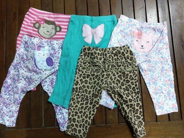 Lote roupas importadas bebê menina!!!