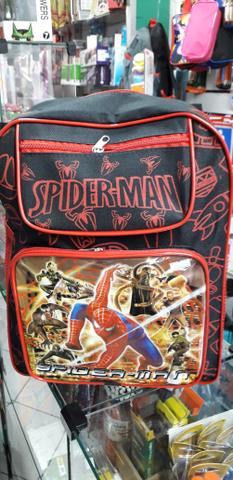 Mochila Escolar Spider-Man