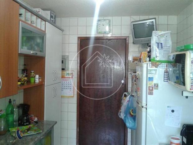 Apartamento à venda com 3 dormitórios em Taquara, Rio de janeiro cod:716914 - Foto 11