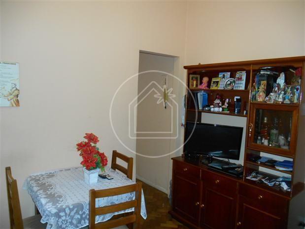 Apartamento à venda com 1 dormitórios em Rio comprido, Rio de janeiro cod:791824 - Foto 5