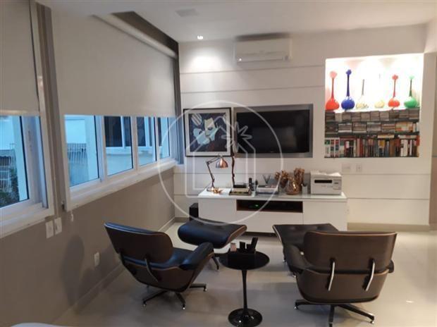 Apartamento à venda com 1 dormitórios em Ipanema, Rio de janeiro cod:833776 - Foto 8