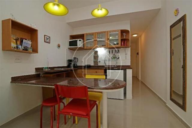 Apartamento à venda com 1 dormitórios em Copacabana, Rio de janeiro cod:832664 - Foto 16