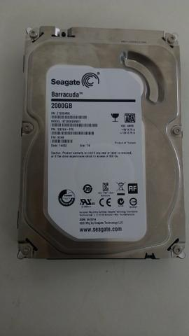 NEW DRIVER: SEAGATE BARRACUDA 2000GB