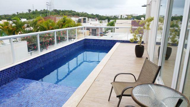 Casa 4 suítes, cond. Alphaville 2 Paralela, Salvador, Bahia