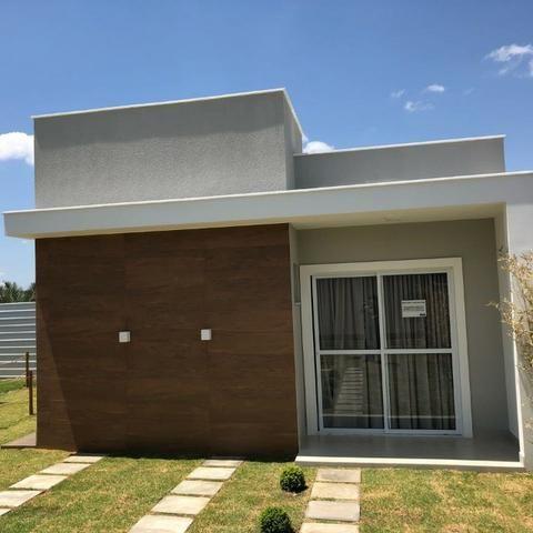 América Houses - Casa com duas suítes, laje, lavabo e subsídio DE 21 MIL
