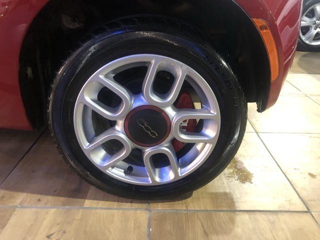 Fiat 500 2013 cult dualogic 1.4 completo revisado baixa km - Foto 13