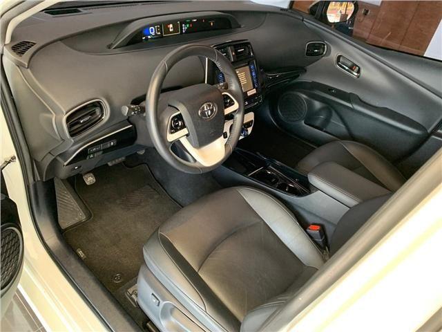 Toyota Prius 1.8 16v híbrido 4p automático - Foto 7